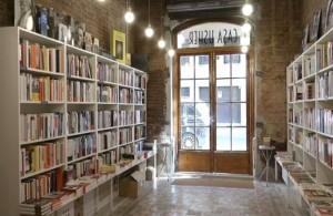 Casa Usher librería Barcelona